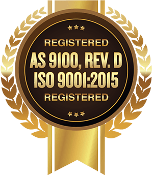 Jedcor is ISO 9001:2008 Certified
